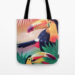 The Too Too Cans Tote Bag