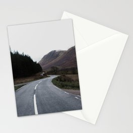 Road through the Glen Stationery Cards