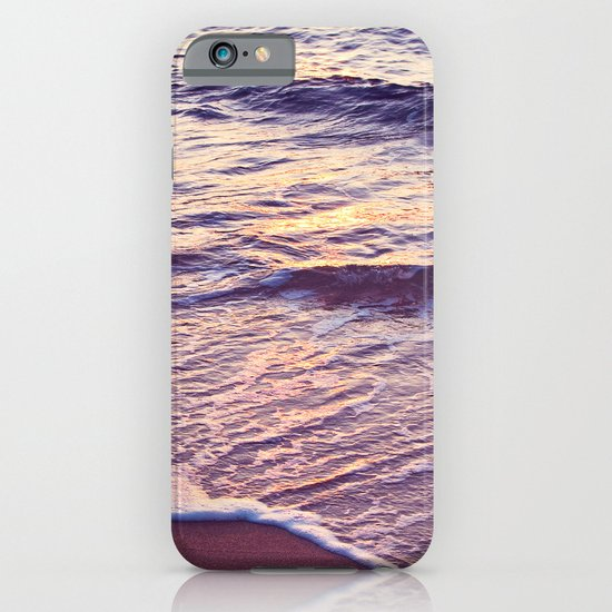 Morning Waves iPhone & iPod Case