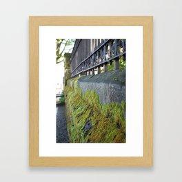 Northside Framed Art Print