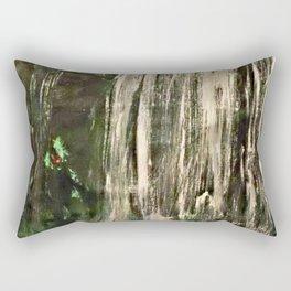 Jamaican Waterfall Rectangular Pillow