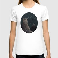 constellation T-shirts featuring Constellation Bear by Stephanie Piercy