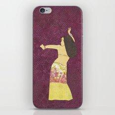 Belly dancer 2 iPhone & iPod Skin