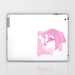 Bowie's Girl Laptop & iPad Skin