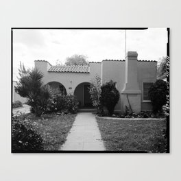1084 O'BRIEN COURT, LOOKING EAST Canvas Print
