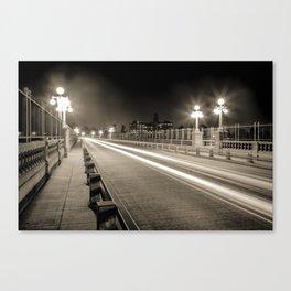 Colorado Street Bridge - Pasadena, CA Canvas Print