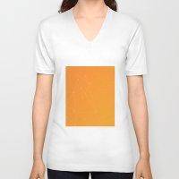 celestial V-neck T-shirts featuring Celestial by Studio Art Prints