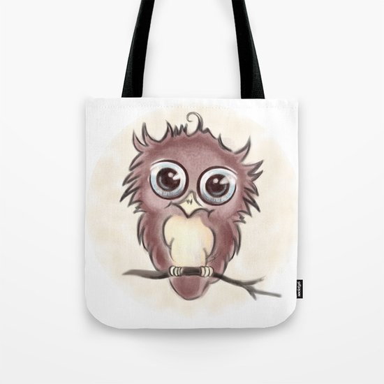 Big-eyed Tote Bag