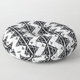 Native pattern Floor Pillow