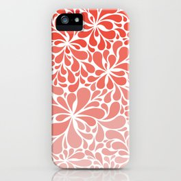Simple Paisley iPhone Case
