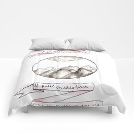 The Moon Song Comforters