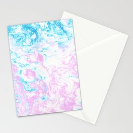 Marbling Stationery Cards