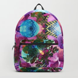 Worlds Colliding Backpack