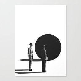 This Mysterious Thing / Ball Trap (2017) Canvas Print