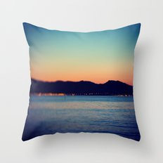 MORNING 1 Throw Pillow