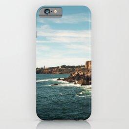 Cascais (RR204) iPhone Case