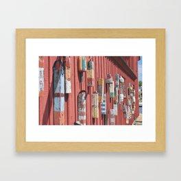 Motif No. 1 Framed Art Print