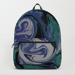 Green cloud Backpack