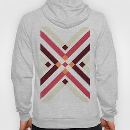 ABSTRACT RUG PATTERN Hoody