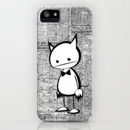 minima - au diable iPhone Case