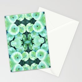 Kermit's Lily Pads (It's Not Easy Being Green) Stationery Cards