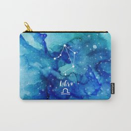 Libra constellation Carry-All Pouch