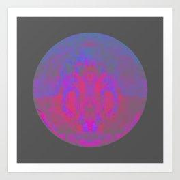New Moon 1 Art Print