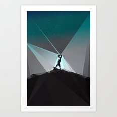 Marvel Art Print