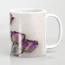 four dried roses Coffee Mug
