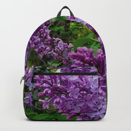 Lilacs in Bloom Backpack