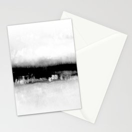 foggy view Stationery Cards