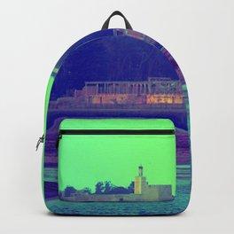 OUALIDIA (Morocco) II Backpack