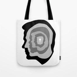 Star Trek Head Silhouettes Tote Bag