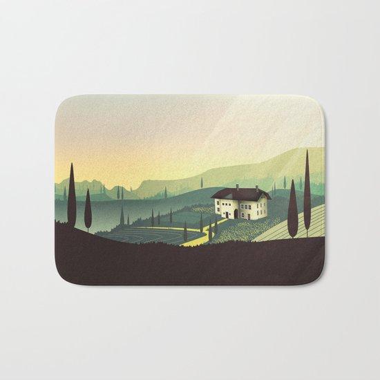 Tuscany Fairytale Bath Mat