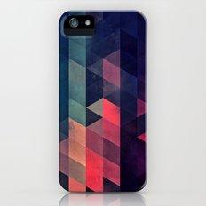 edyfy wyth lyys iPhone (5, 5s) Slim Case