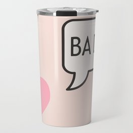 BA DUM Travel Mug