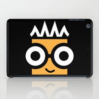 jake iPad Cases featuring Jake by treemanJAKE