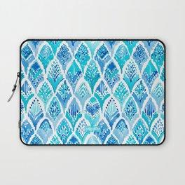 MAGICAL MERBIRD Mermaid Feather Print Laptop Sleeve
