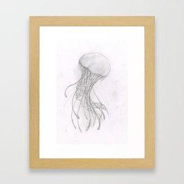 Wobbly Jellybubble Framed Art Print