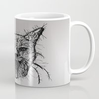 broken Mugs featuring Broken by Tummeow