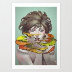 Anonymous33 Art Print