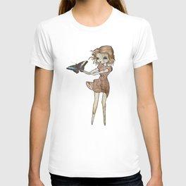 Flutter By T-shirt