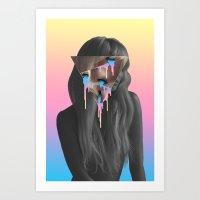 DID Art Print