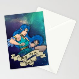 Fight Like An Oracle (Nayru) Stationery Cards