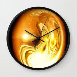 """""""The Bubble"""" Wall Clock"""