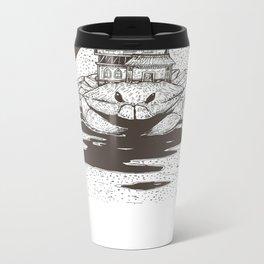 Hermit Metal Travel Mug