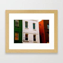 Newfoundland Pride Framed Art Print