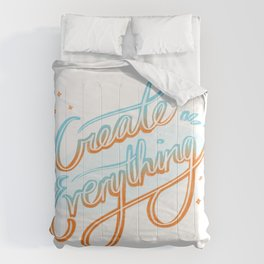 Create Everything Comforters