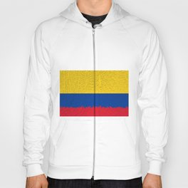 Extruded flag of Columbia Hoody