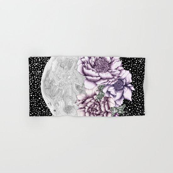 Moon Abloom II Hand & Bath Towel